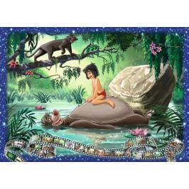 RAVENSBURGER Puzzle Kniha džunglí 1000 dílků