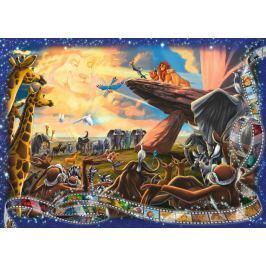 RAVENSBURGER Puzzle Lví král 1000 dílků