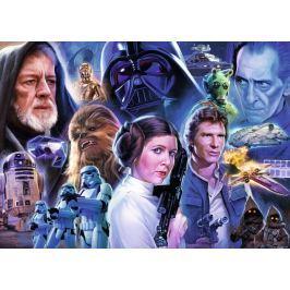 RAVENSBURGER Puzzle Star Wars: Impérium vrací úder 1000 dílků
