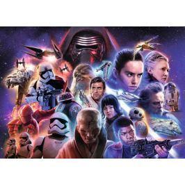 RAVENSBURGER Puzzle Star Wars: Poslední z Jediů 1000 dílků