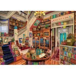 RAVENSBURGER Puzzle Fantastické knihkupectví 1000 dílků