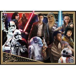 RAVENSBURGER Puzzle Star Wars epizoda 8 1000 dílků