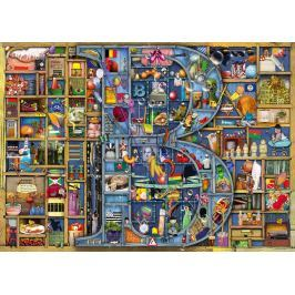 RAVENSBURGER Puzzle Úžasná abeceda - písmeno B 1000 dílků