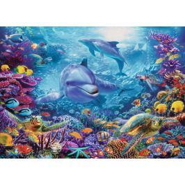 RAVENSBURGER Puzzle Úžasný podvodní svět 1000 dílků