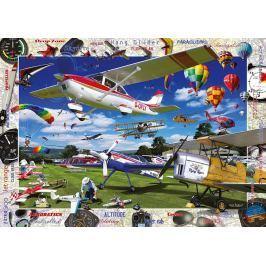 RAVENSBURGER Puzzle Vzhůru do oblak 1000 dílků