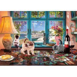 RAVENSBURGER Puzzle Skládačův stůl 1000 dílků