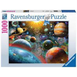 RAVENSBURGER Puzzle Vesmír 1000 dílků