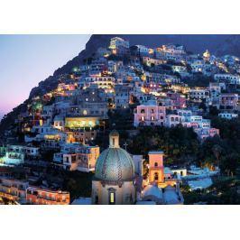 RAVENSBURGER Puzzle Večerní pohled na Amalfi 1000 dílků