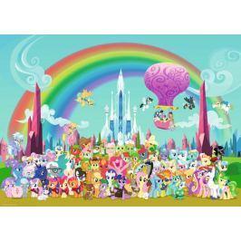 RAVENSBURGER Puzzle My Little Pony 1000 dílků