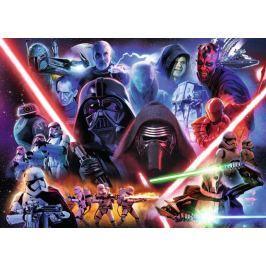 RAVENSBURGER poškozený obal: Puzzle Star Wars: Limitovaná edice V. 1000 dílků