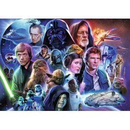 RAVENSBURGER Puzzle Star Wars: Limitovaná edice VI. 1000 dílků