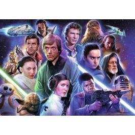 RAVENSBURGER Puzzle Star Wars: Limitovaná edice VII. 1000 dílků