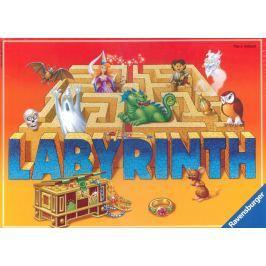 RAVENSBURGER Společenská hra Labyrint: Bláznivé bludiště,