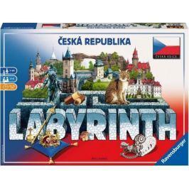 RAVENSBURGER Společenská hra Labyrint Česká republika,