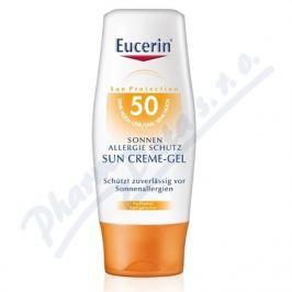 BEIESDORF EUCERIN SUN Gel proti sluneční alergii SPF50 150ml