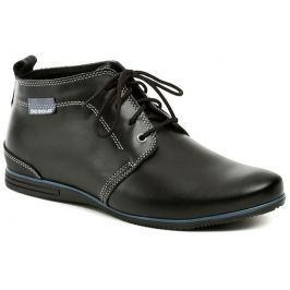 Koma 07M2322 černá zimní obuv, 44