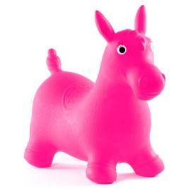 JOHN Hopsadlo Ponny neonové (růžové)