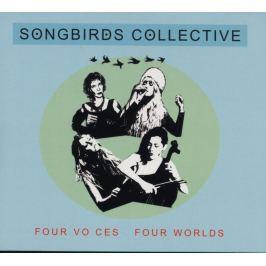 CD Songbirds Collective : Four Voices / Four Who