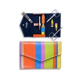 Credo Solingen Luxusní 5dílná manikúra Pop Art 5
