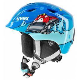 UVEX Dětská lyžařská helma  Airwing II, 48 - 52, Modrá