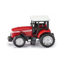 SIKU Kovový model -  Blister - Traktor Massey Ferguson