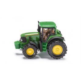 SIKU Kovový model -  Blister - Traktor John Deere 7530