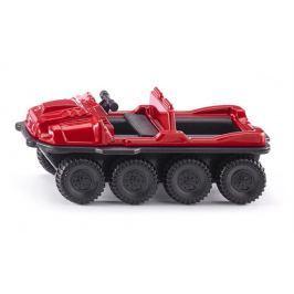 SIKU Kovový model -  Blister - Čtyřkolový trasporter Argo Avenger
