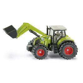 SIKU Farmer - Traktor Claas s předním nakladačem, 1:50