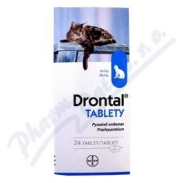 KVP PHARMA Drontal tbl.24