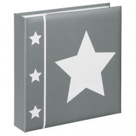 Hama album memo SKIES 10x15/200, šedá, popisové pole