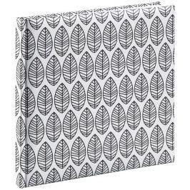 Hama kniha hostů LA FLEUR 25x23,5 cm, 176 stran, bílá