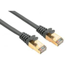 Hama síťový patch kabel CAT 5e, 2xRJ45, stíněný, 20 m