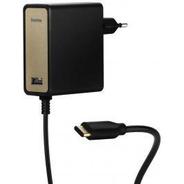 Hama USB-C napájecí zdroj, Power Delivery, 5-20V/60W
