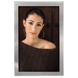 Hama portrétový rámeček Bristol, 15x20 cm, stříbrný