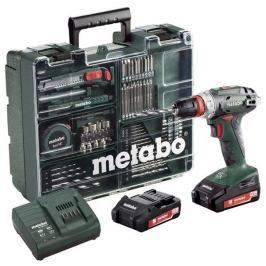 Metabo Aku vrtačka  BS 18 Quick  MD 2x2,0Ah