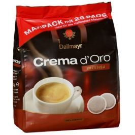 Dallmayr Crema d Oro Intenso pody Senseo 28 ks