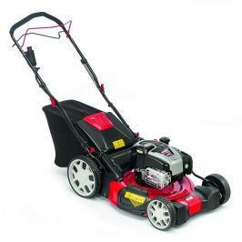 MTD OPTIMA 53 SPB HW IS travní sekačka s benzinovým motorem, pojezdem a elektrostartem