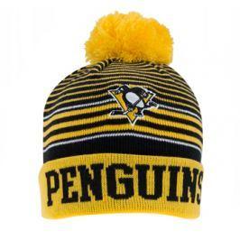 Old Time Hockey Dětská zimní čepice  Jayce NHL Pittsburgh Penguins