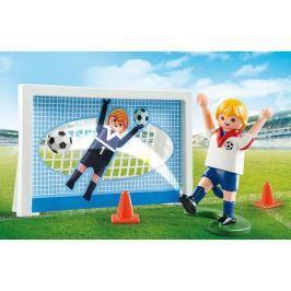 PLAYMOBIL 5654 Přenosný box: Penalty