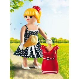 PLAYMOBIL 6883 Fashion Girl - Fifties