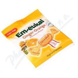DR C SOLDAN Em-Eukal dropsy zázvor-pomeranč s vit.bez cukr 50g