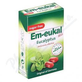 DR C SOLDAN Em-Eukal Eukalyp.-ment.dropsy bez cukru 40g krab.