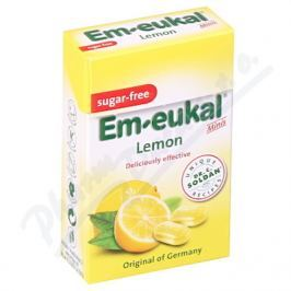 DR C SOLDAN Em-Eukal Citron.dropsy s vit.C bez cukru 40g krab.