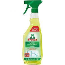 Frosch Citrusový čistič na koupelny a sprchy, 500 ml