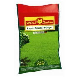 WOLF-Garten LY-N 250 startovací hnojivo na trávník