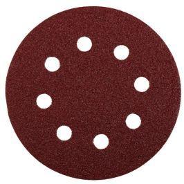 Brusný disk k excentrickým bruskám SPAR-P děrovaný 115 kwb