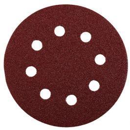 Brusný disk k excentrickým bruskám SPAR-P děrovaný 125 kwb
