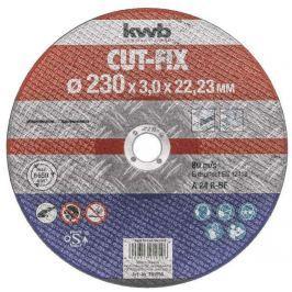 Kotuč řezný na kov CUT-FIX 230x3x2 KWB