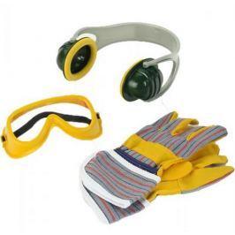 KLEIN Dětské nářadí  Bosch - sluchátka,rukavice,brýle