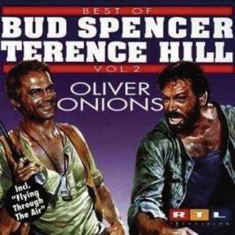 CD Soundtrack : Best Of Bud Spencer & Terence Hill 2